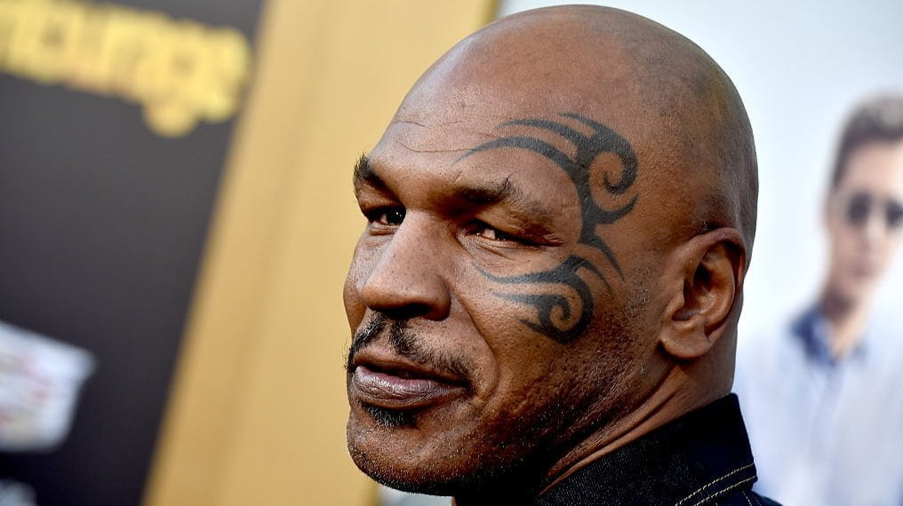 UPDATE: Was Mike Tyson Stoned, Drunk Or Just Tired During