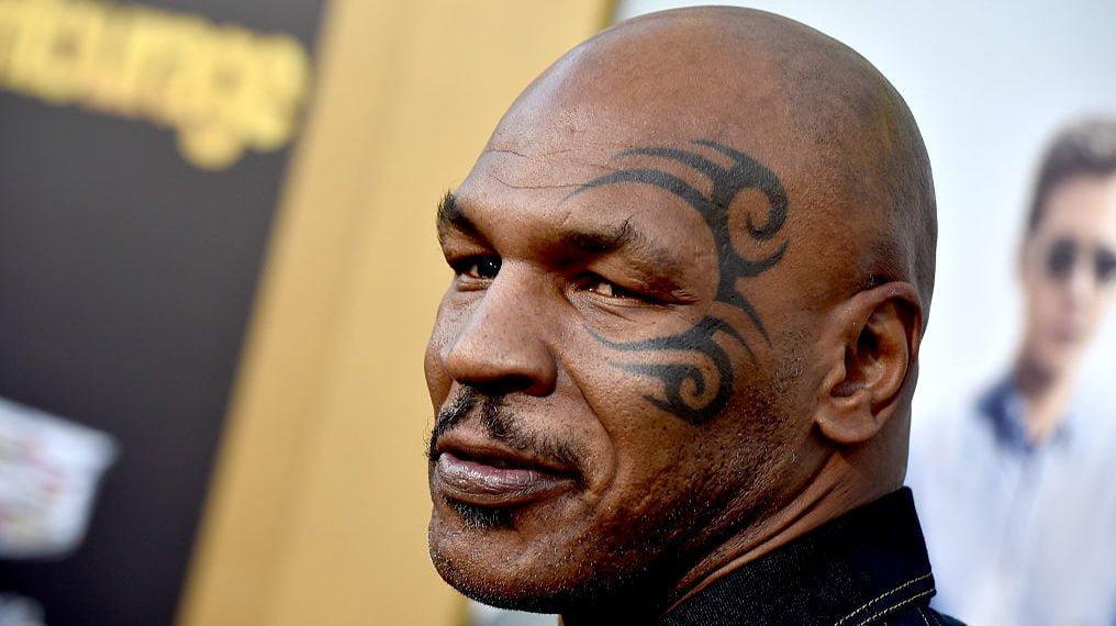 Mike Tyson thegrio.com