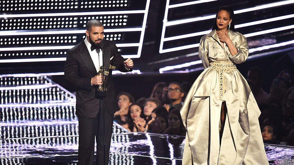 Rihanna és drake 2016-ban