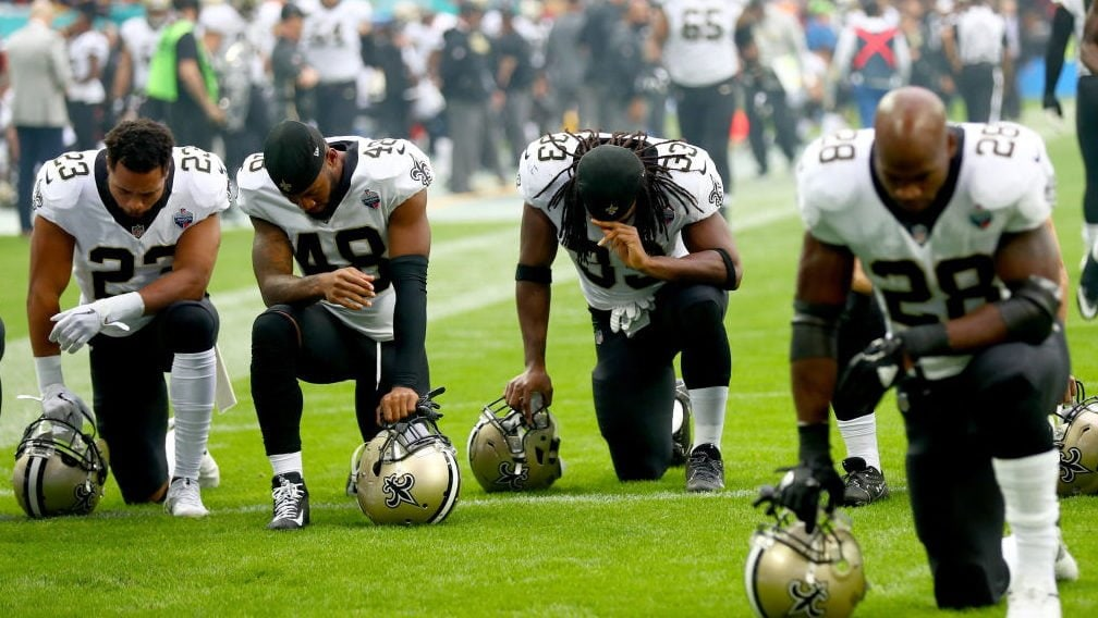 OPINION: The NFL's latest policy on player protests ...