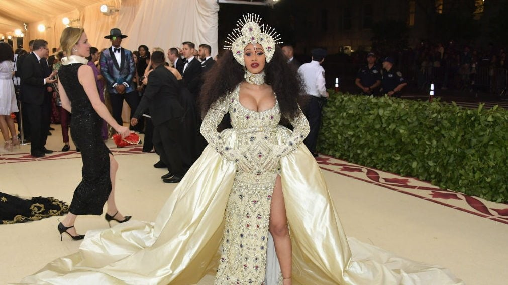 Tuesday S Morning Buzz Black Beauty Slays The Met Gala