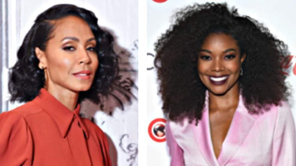 Jada Pinkett Smith & Gabrielle Union Reconcile Their Relationship, 17 Years Later