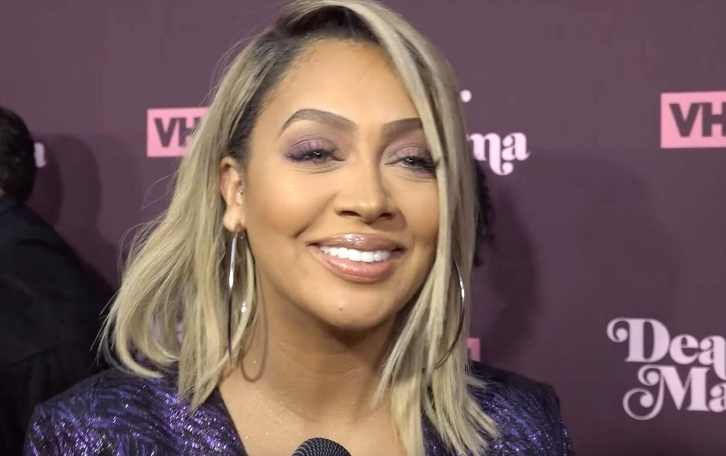 Lala Anthony Ne Yo And More Celebs Share Their Mom S