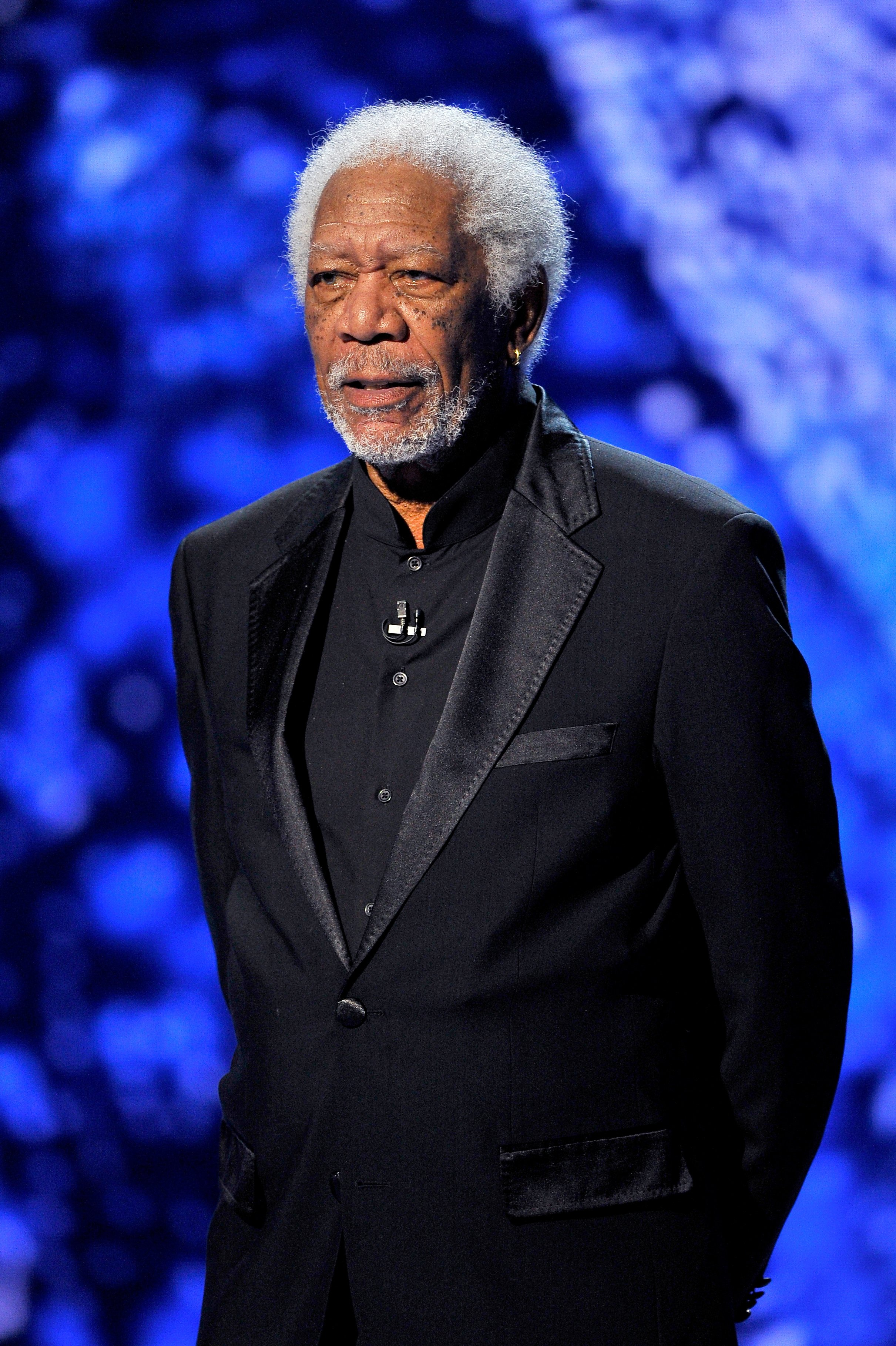 Morgan Freeman Kuollut