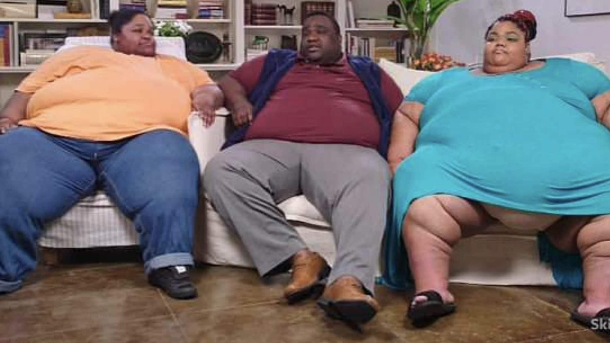 My 600 Pound Life: Siblings share emotional weight loss ...