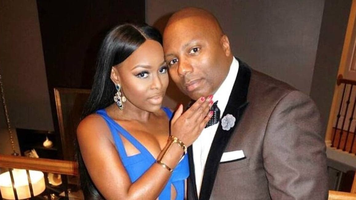 Quad Webb-Lunceford files for divorce and accuses husband of adultery