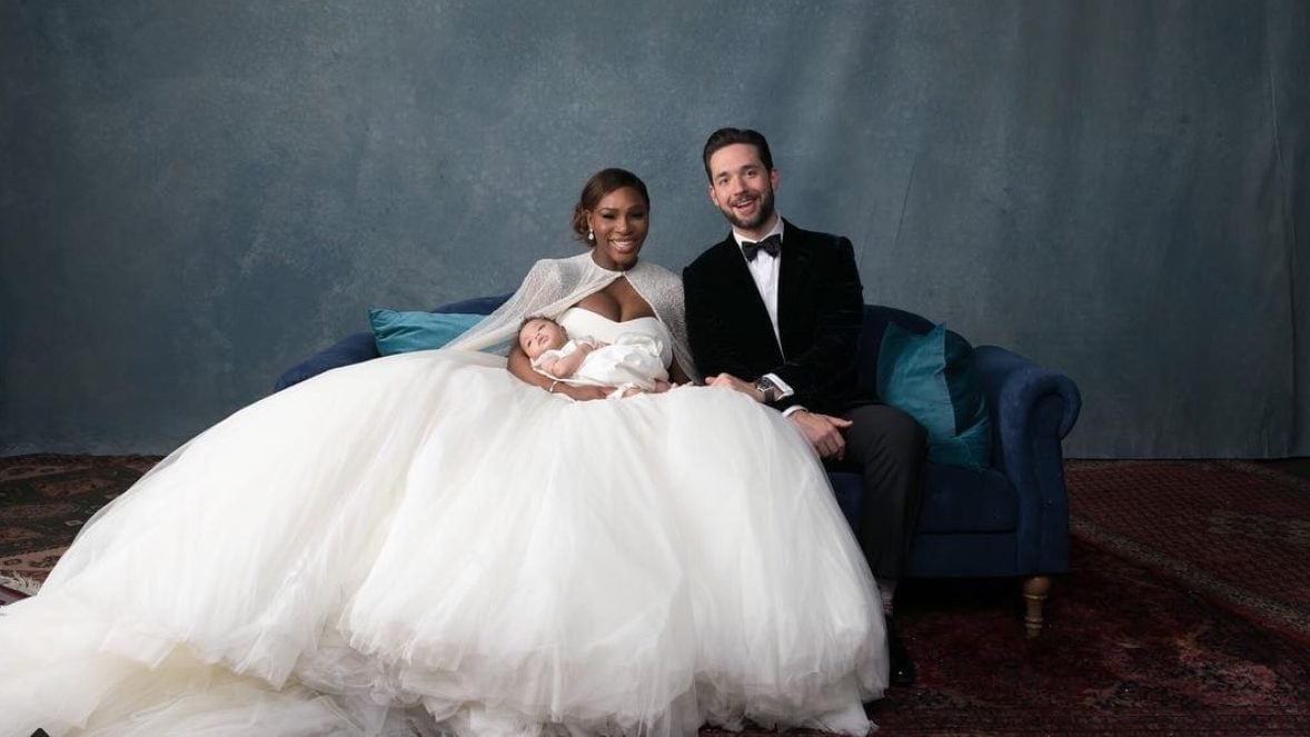 Serena Williams Reveals How Dad Backed Out Of Her Wedding