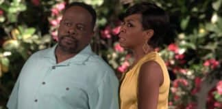 Tichina Arnold and Cedric the Entertainer star in The Neighborhood thegrio.com