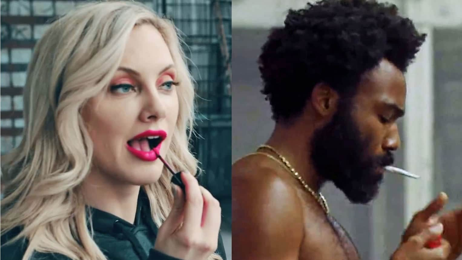 YouTube star 'whitewashes' Childish Gambino's #ThisIsAmerica with women's edit