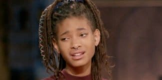 Willow Smith on Red Table Talk thegrio.com