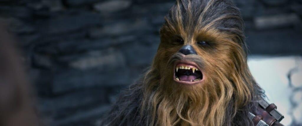 Chewbacca thegrio.com