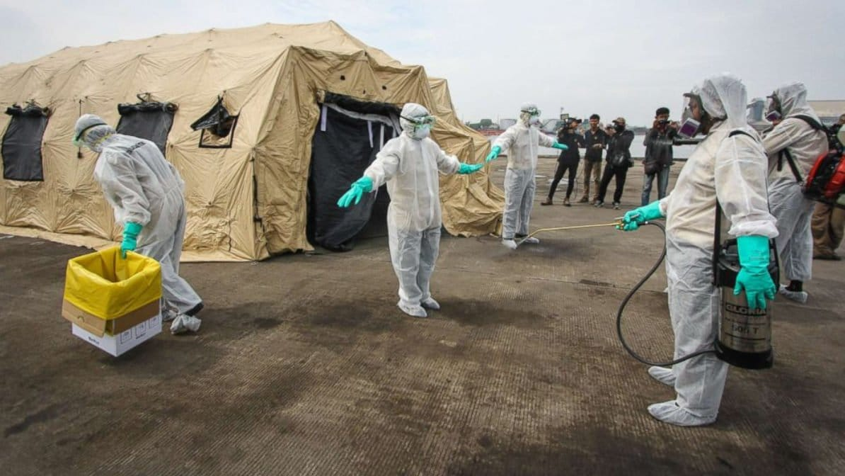 Ebola vaccines to be shipped to Congo amid outbreak