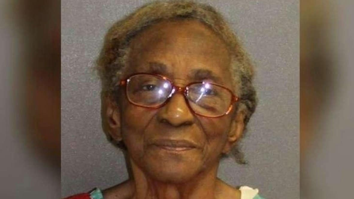 Daytona Beach woman, 95, jailed after smacking granddaughter with shoe, police say