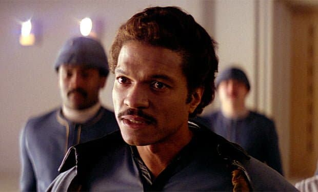 Billy Dee Williams Lando thegrio.com
