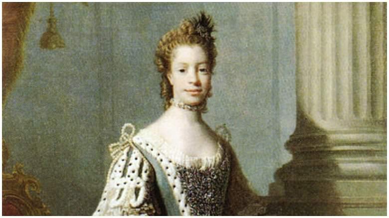 Charlotte of Mecklenburg thegrio.com
