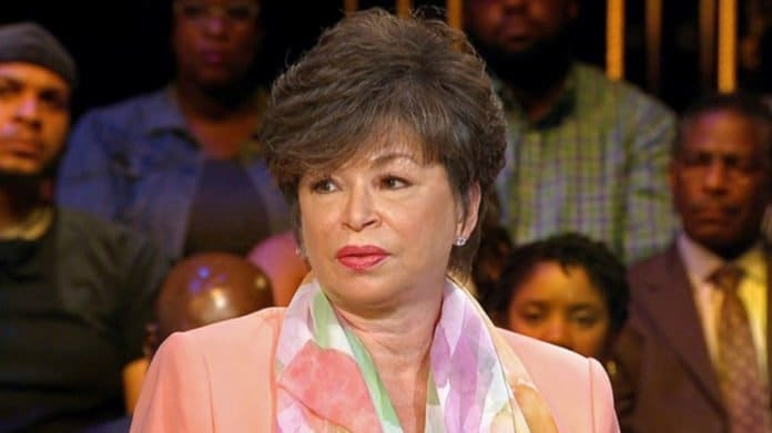 Valerie Jarrett responds to Roseanne Barr racist remark on MSNBC thegrio.com