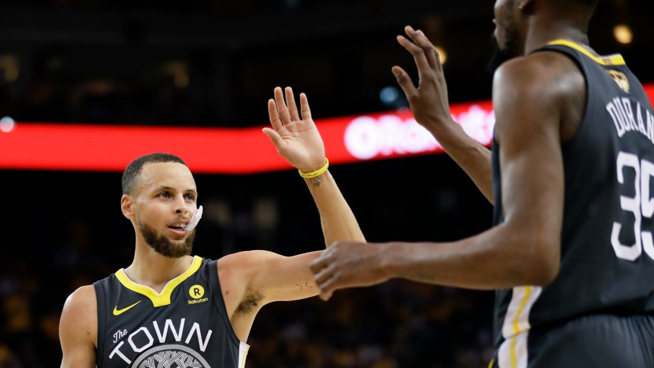 NBA Warriors AP thegrio.com