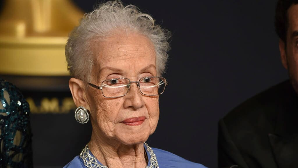 NASA mathematician Katherine Johnson being honored in bronze - theGrio