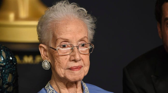 Katherine Johnson NASA thegrio.com