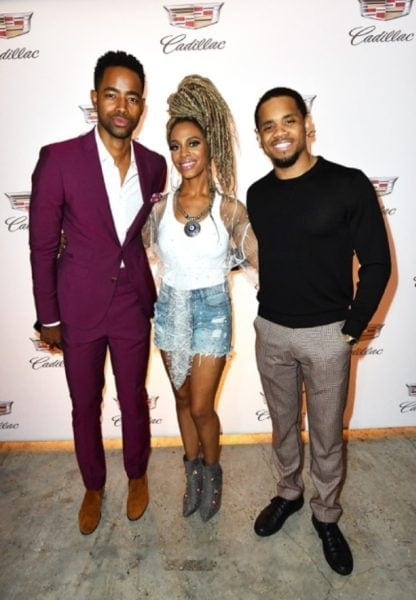 Jay Ellis, Jade Nova, Mack Wilds