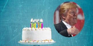 donald trump birthday