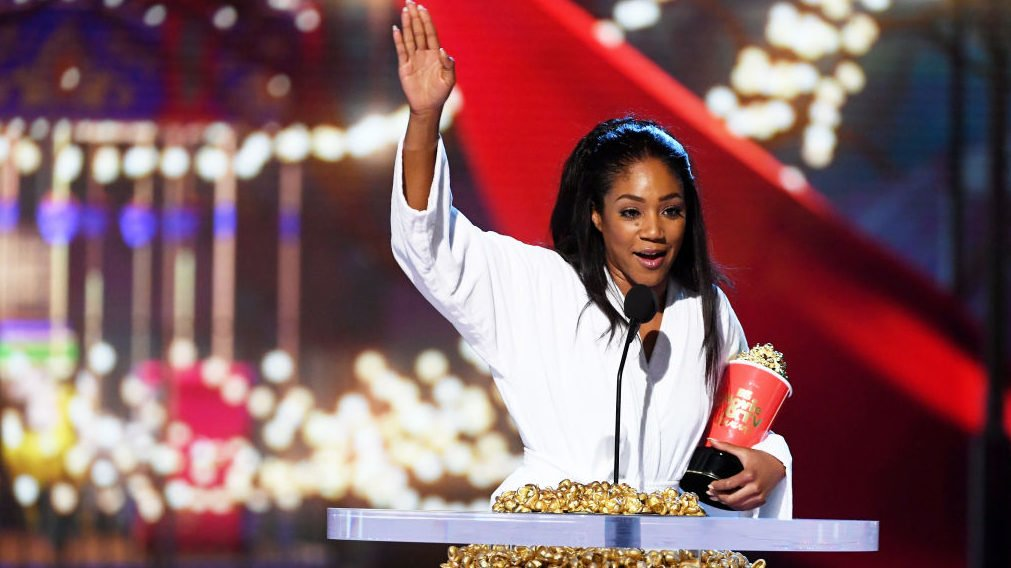 Tiffany Haddish heckled by fans as she bombs New Year's Eve set