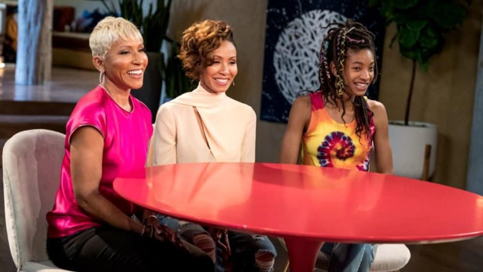 Why Jada Pinkett Smith talks to daughter Willow about her orgasm addiction - TheGrio