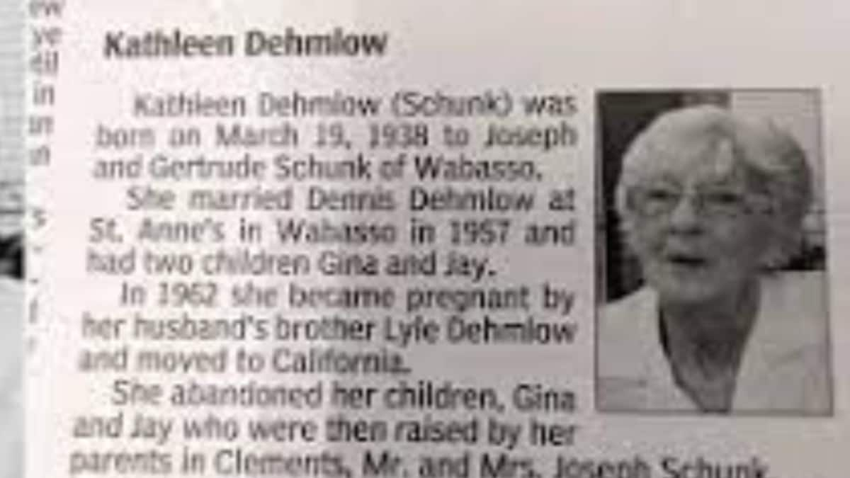 Avon Lake man's bitter obit for his mother goes viral