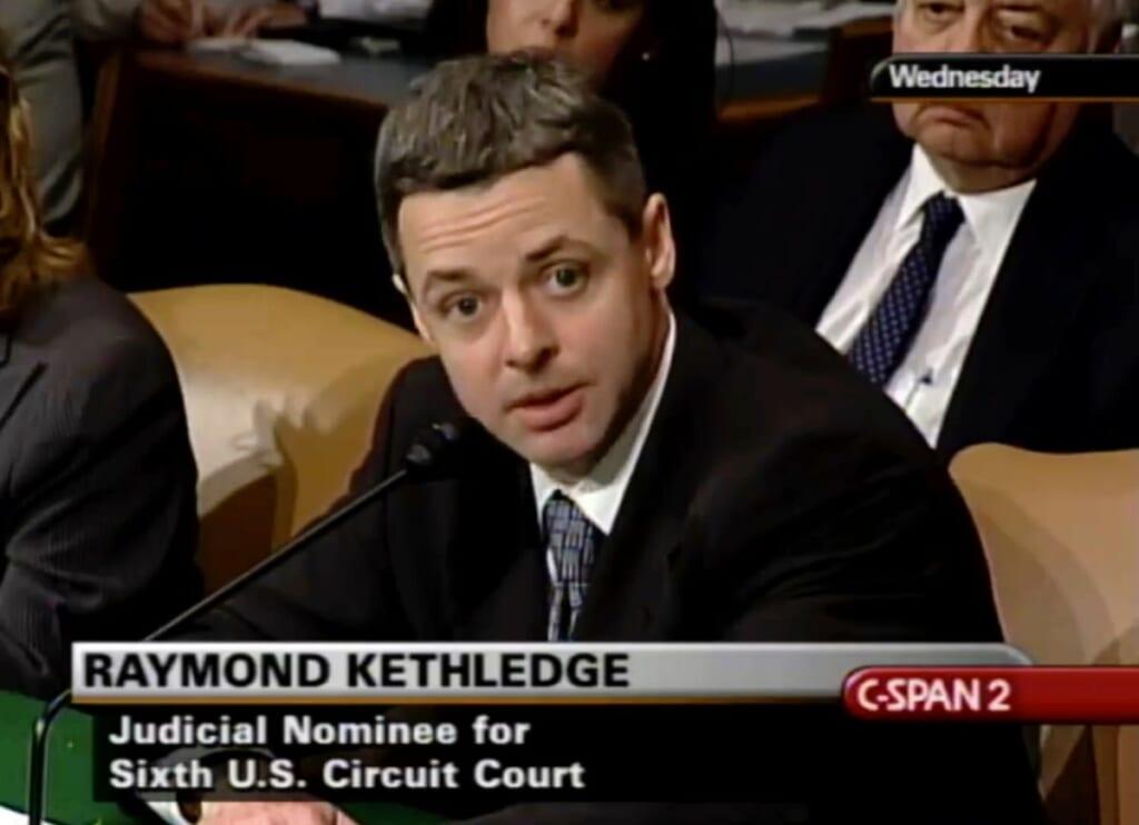 Raymond Kethledge thegrio.com