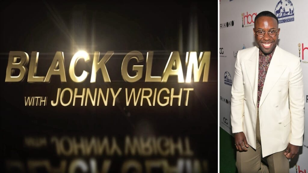 Johnny Wright Black Glam thegrio.com