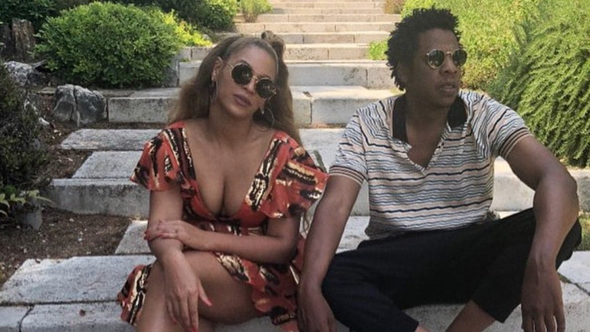 Beyonce and jay z 2018 vacation
