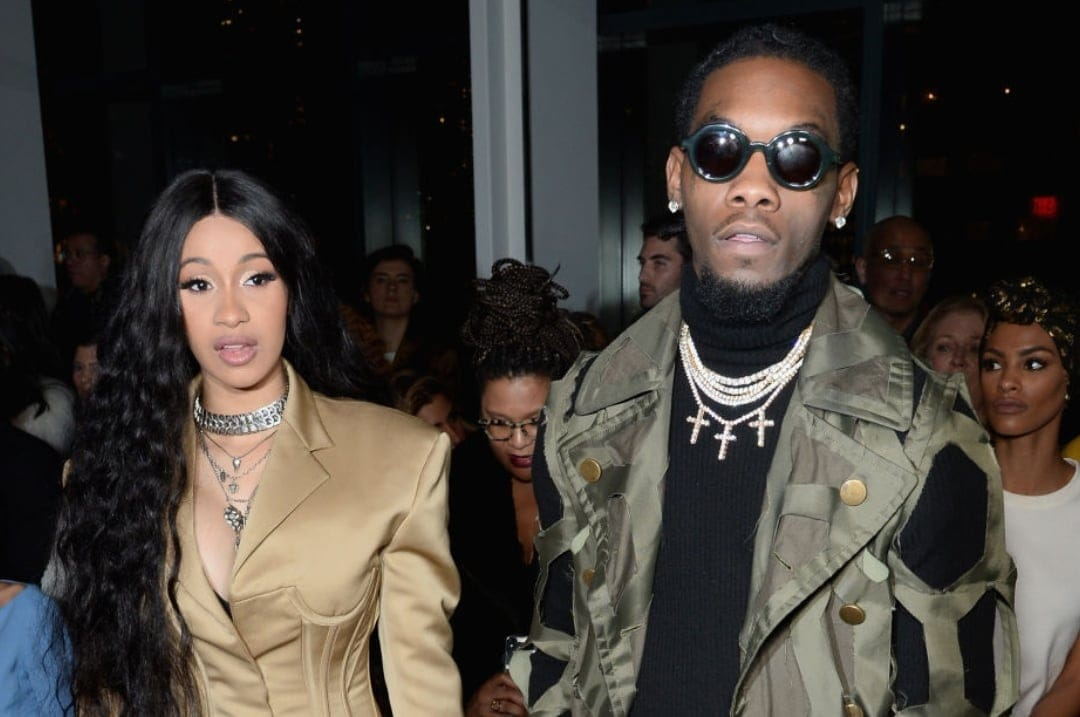 Offset Arrested On Four Charges Including Firearm Possession