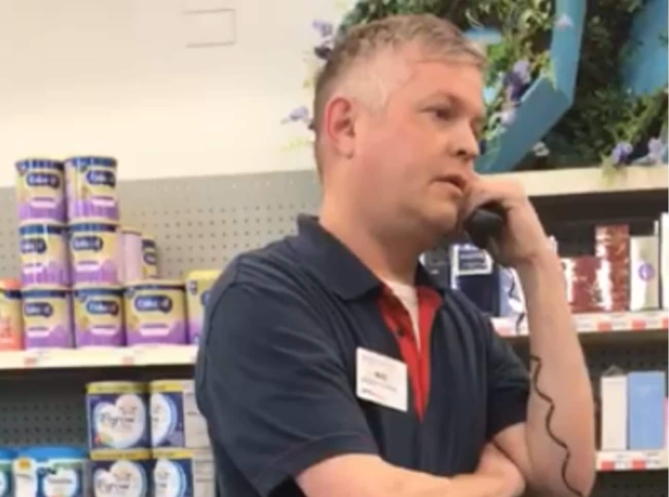'COUPON CARL': Woman says CVS manager called police over wrong coupon
