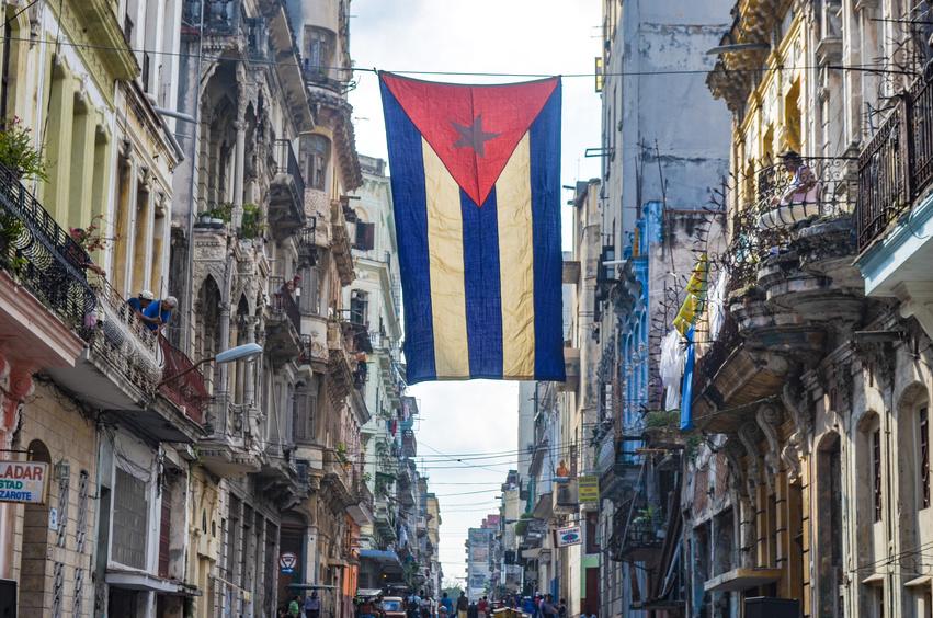 Central Havana Cuba thegrio.com