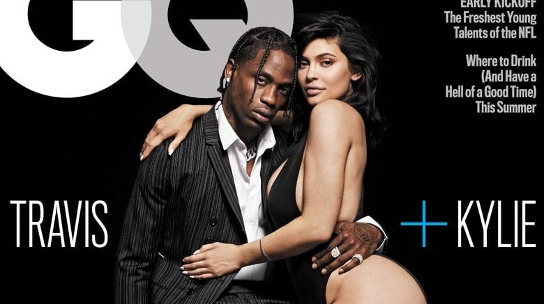 f5dac1c146fc Kylie Jenner's boyfriend, Travis Scott, says 'bring it' when it comes to  reputed 'Kardashian curse'