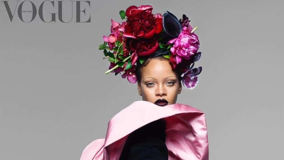 Rihanna Is The First Black Woman To Cover British Vogue S