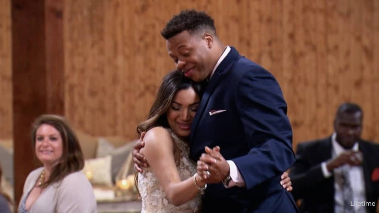 f2ec2456d 'Married at First Sight' couple Mia Bally and Tristan Thompson seek divorce  while show still airing