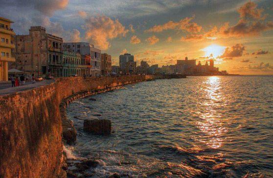 Malecon, Cuba thegrio.com