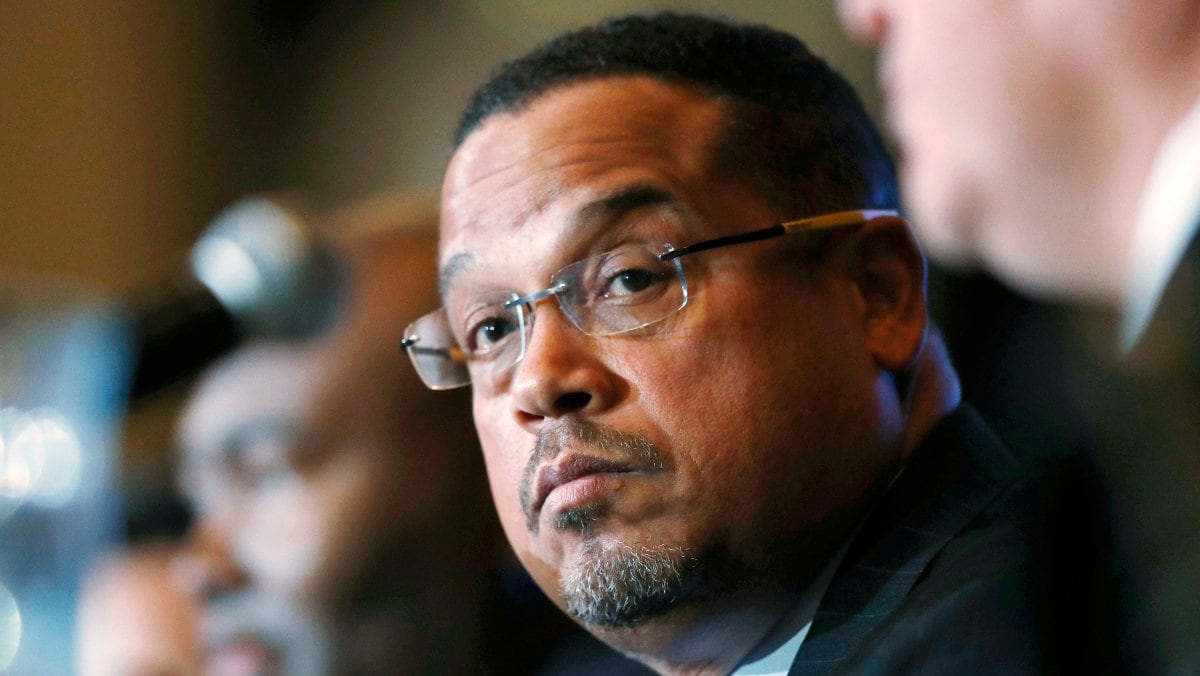 Rep. Keith Ellison thegrio.com