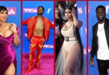2018 MTV VMAs red carept thegrio.com