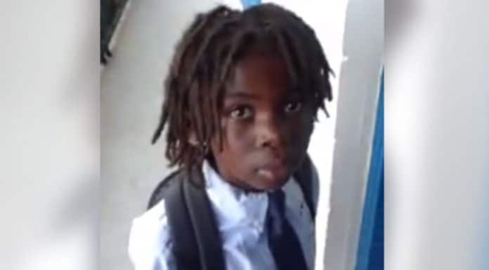 Clinton Stanley Jr was denied entry to school because of his dreadlocks thegrio.com