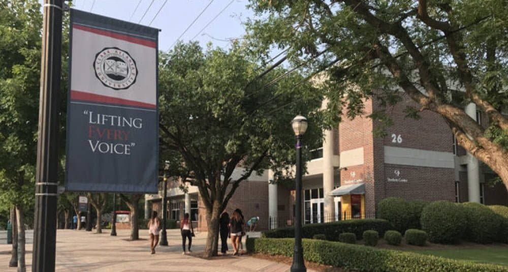 Clark University Atlanta >> Murder Suspect Has Been Charged In Clark Atlanta University