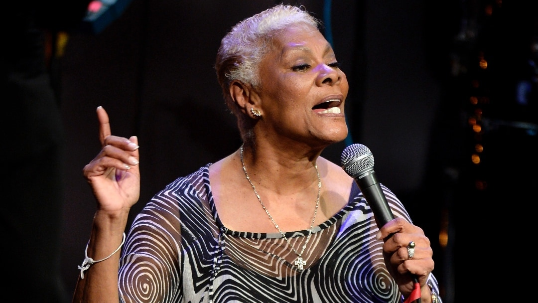 Dionne Warwick Says Claims Her Sister Molested Whitney Houston Are 'Totally Hogwash'