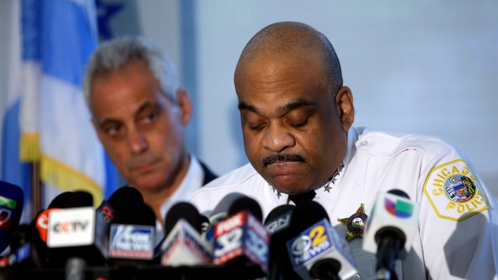 Chicago Police Superintendent blames judges and prosecutors