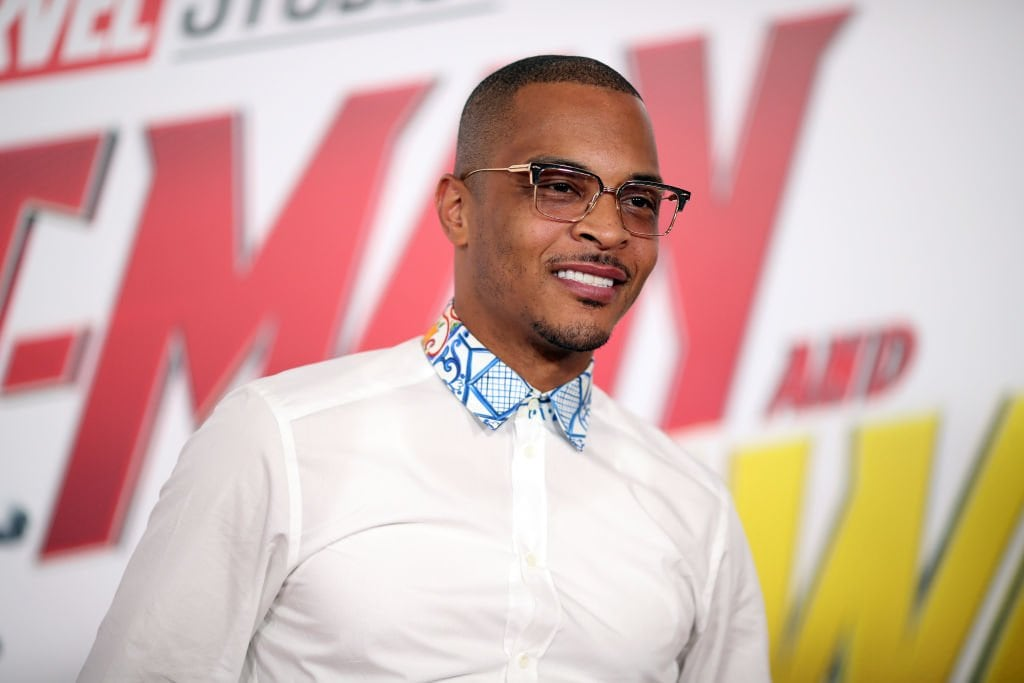 Image result for T.I. hosts his 13th annual Thanksgiving Turkey Giveaway with Atlanta Mayor Keisha Lance Bottoms