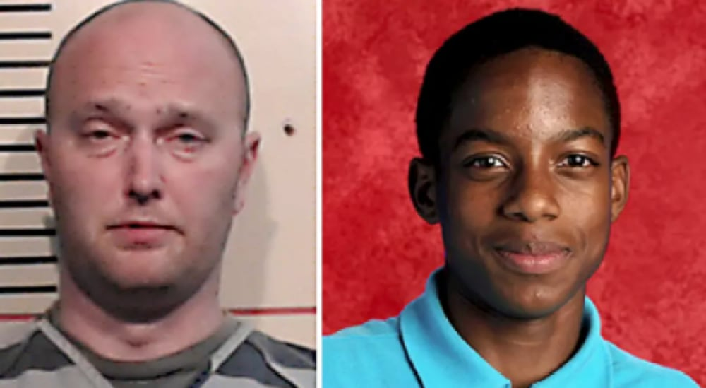 Justice served as white police officer is convicted of killing black teen