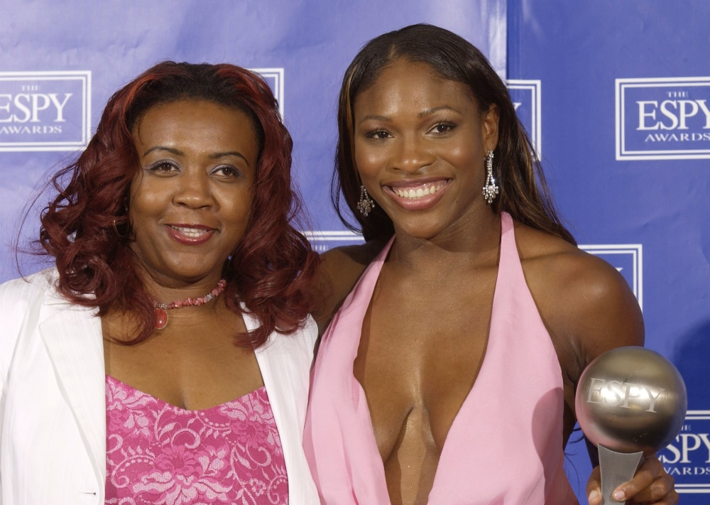 Serena Williams and sister Yetunde Price thegrio.com