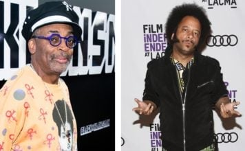 Spike Lee Boots Riley TheGrio