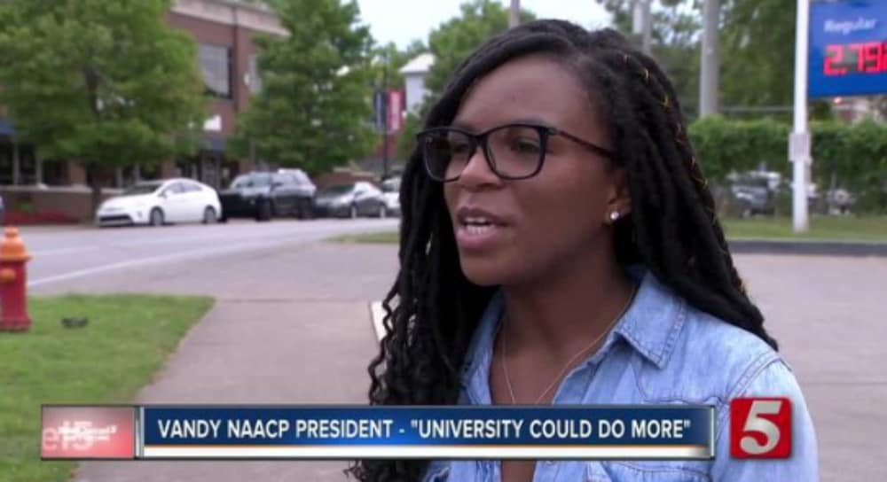 Vanderbilt University officials speak out after racist ...