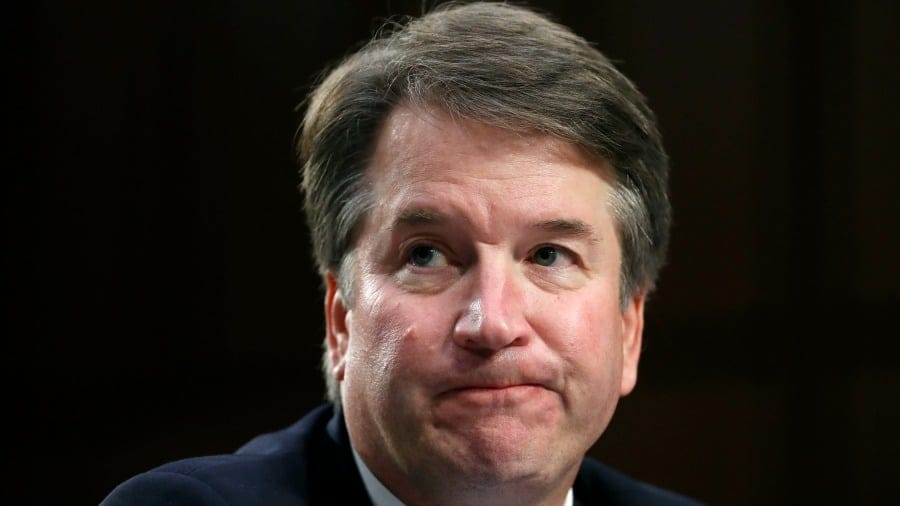 Kavanaugh withdraws from teaching course at Harvard Law